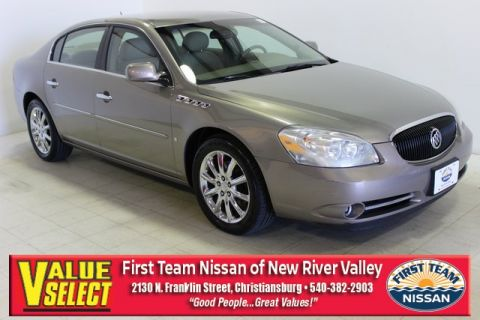 Pre-Owned 2006 Buick Lucerne CXS