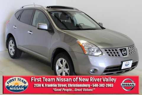 Pre-Owned 2010 Nissan Rogue SL AWD