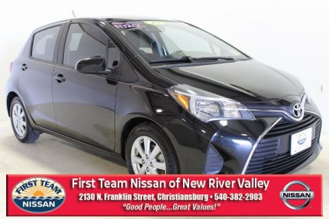 Pre-Owned 2015 Toyota Yaris LE